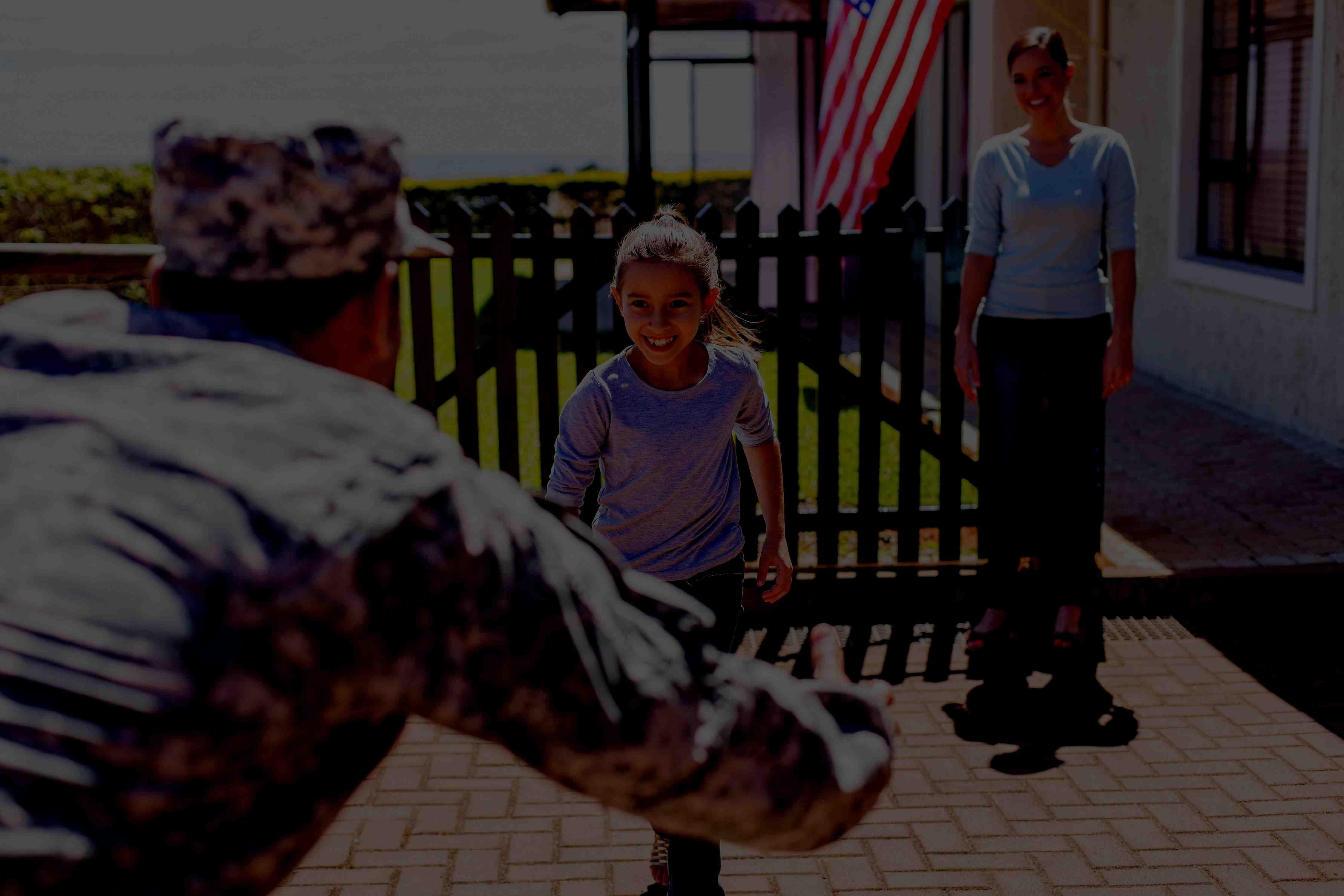 Military loan family